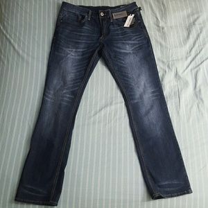 NWT BUFFALO DAVID BITTON SLIM STRETCH JEANS